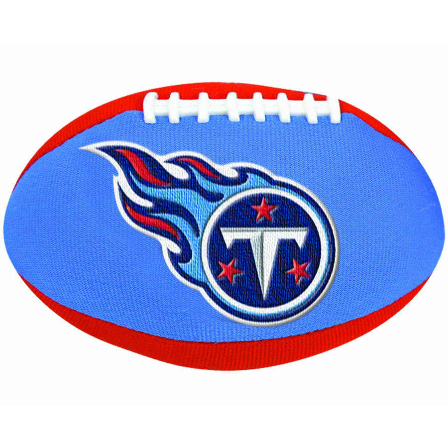 NFL Tennessee Titans Talking Smasher Football