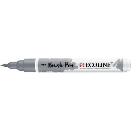 Royal Talens EWB-07170 Ecoline Watercolour Brush Pen - Cold Grey