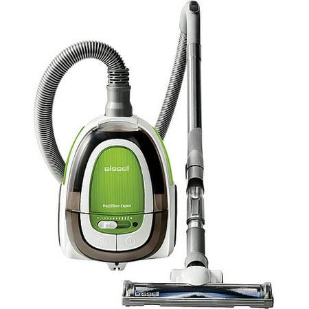hard floor expert canister vacuum