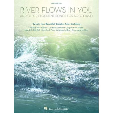 River Flows in You and Other Eloquent Songs for Solo Piano](Halloween Theme Song Piano)