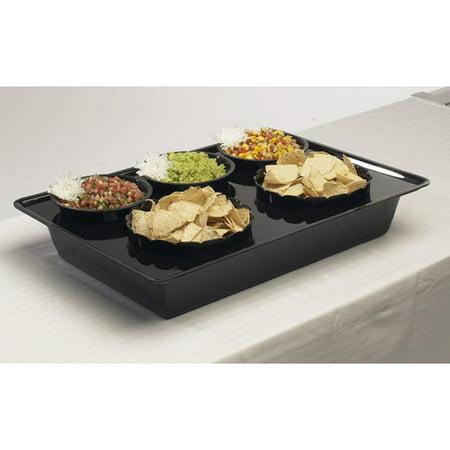 Cal-Mil 5 Bowl Mini Salad Bar Set