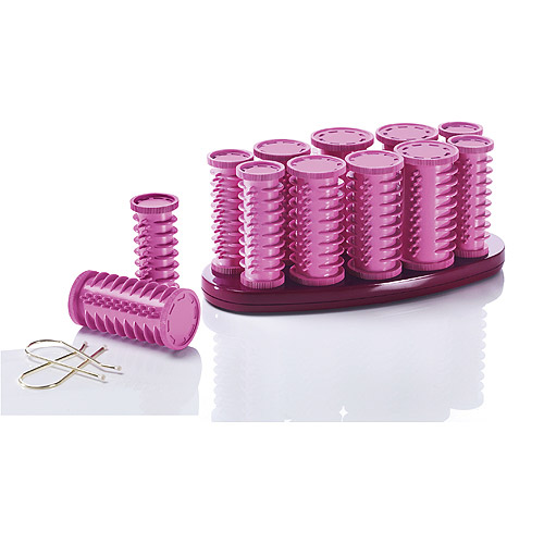 Conair Pink 10pc Compact Hot Rollers