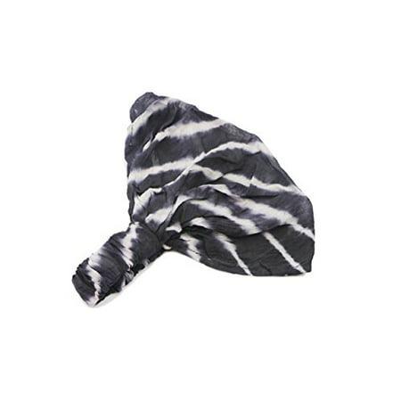Dye Headband (Tye Dye Solid Embroidery Headbands / Head wrap / Yoga Headband / Head Scarf / Best Looking Head Band for Sports or Fashion, or Exercise Boho Floal Style Criss Cross)