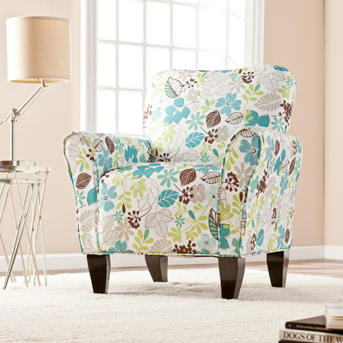 Wynona Accent Arm Chair, Floral