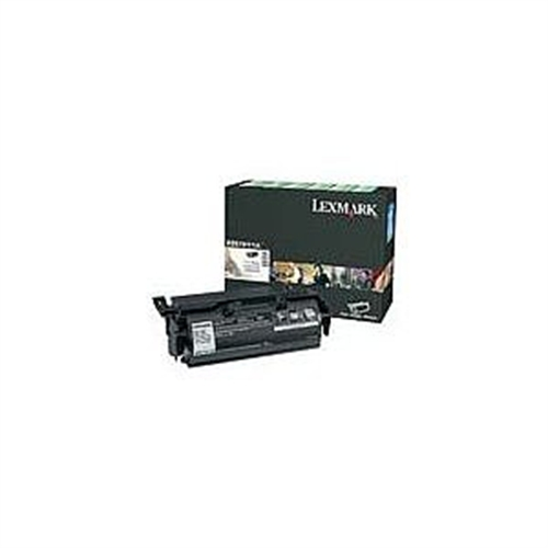 Lexmark High Yield Return Program Toner Cartridge for US Government (25,000 Yield) (TAA Compliant Version of... by Lexmark
