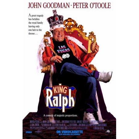 King Ralph POSTER Movie (27x40)