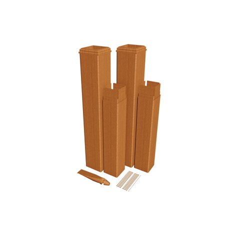 Pergola Extension Kit - 2 Pack (Cedar) ()