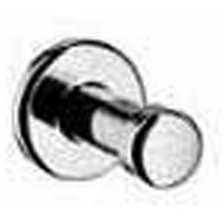 Hansgrohe Axor 41537820 Citterio Single Robe Hook Brass, Various Colors