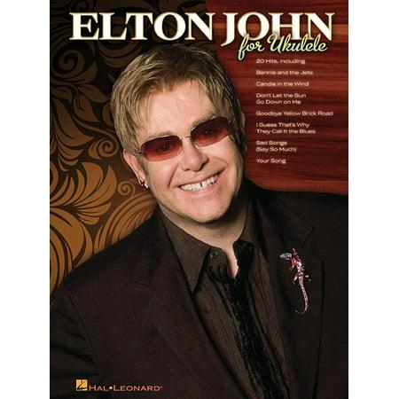 Elton John for Ukulele (Paperback)