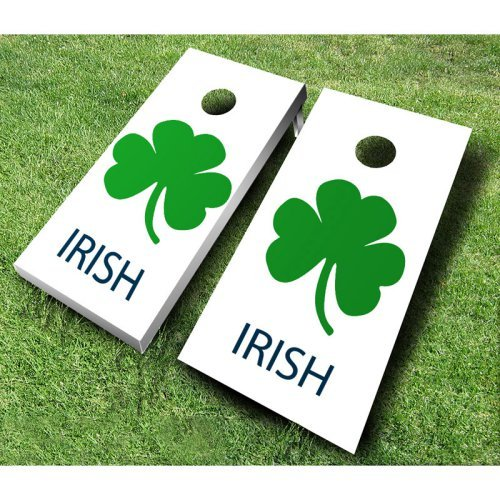 Irish Tournament Cornhole Set