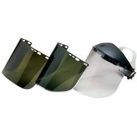 "F30 Acetate Face Shields, , Clear/, , 19.5"" x 9"", Sold As 1 Each"