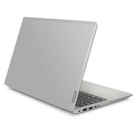 "Lenovo ideapad 330s 15.6"" Laptop, Windows 10, Intel Core i7-8550U Quad-Core processor, 4GB DDR4 RAM, 16GB Intel Optane Memory, 1TB Hard Drive, Platinum Grey"