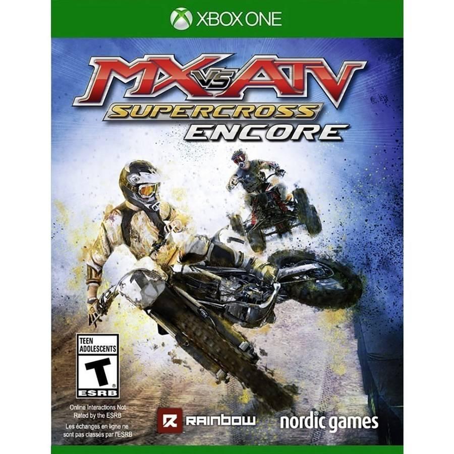 MX Vs ATV Supercross Encorore - Pre-Owned (Xbox One)