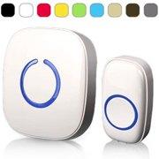 Best Wireless Doorbells - SadoTech Model C Wireless Doorbell Operating at over Review