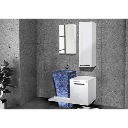 Awesome Orren Ellis Whitechapel 37 Single Bathroom Vanity Set With Mirror Download Free Architecture Designs Scobabritishbridgeorg