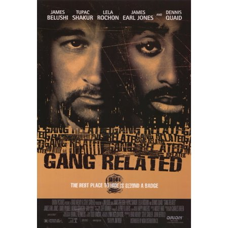Gang Related Poster Movie Mini Promo
