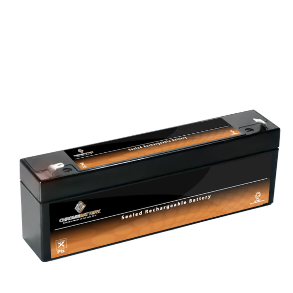 12V 2.3AH SLA Battery replaces dmu12-3 vec158