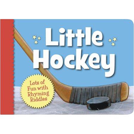 - Little Hockey (Board Book)