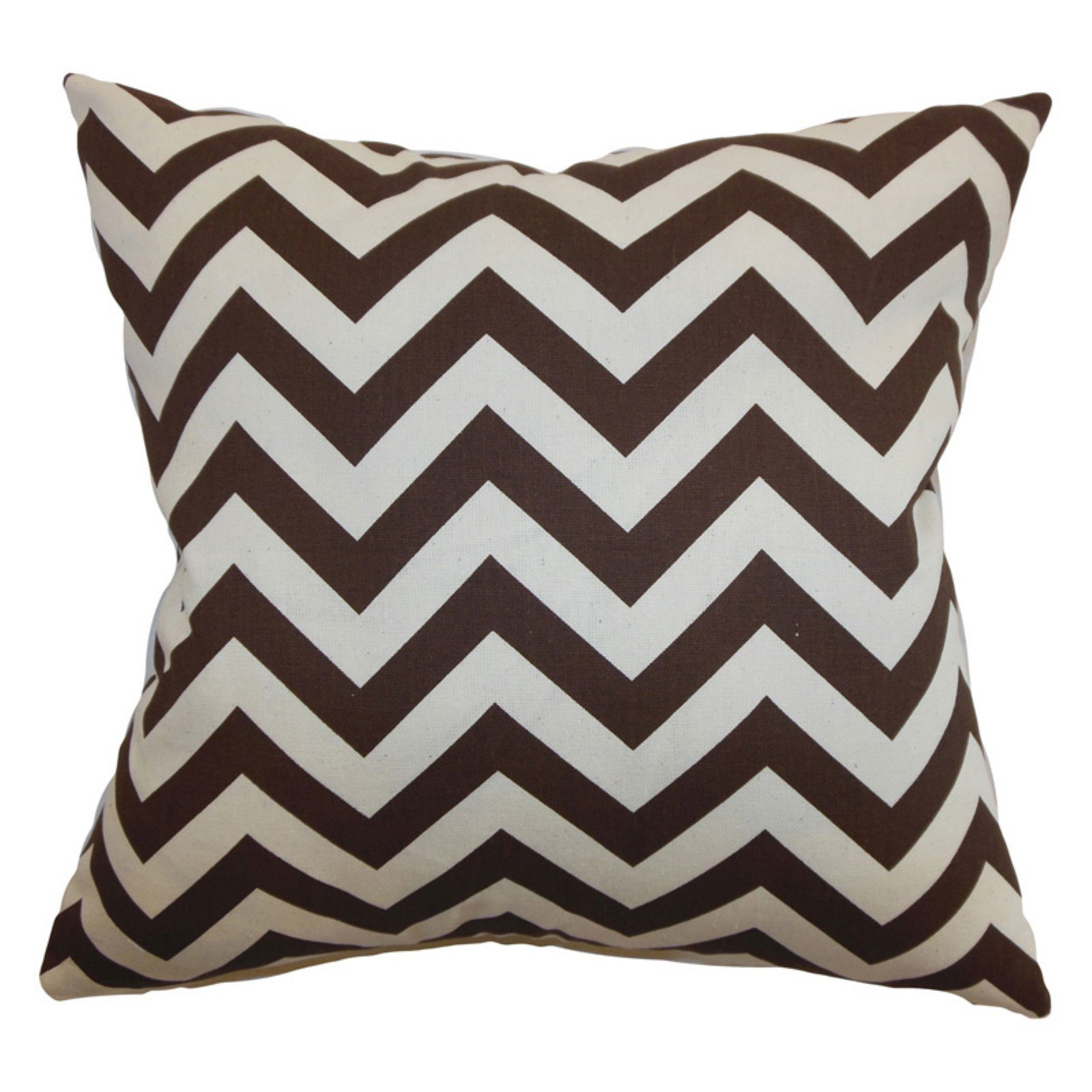 The Pillow Collection Xayabury Zigzag Pillow