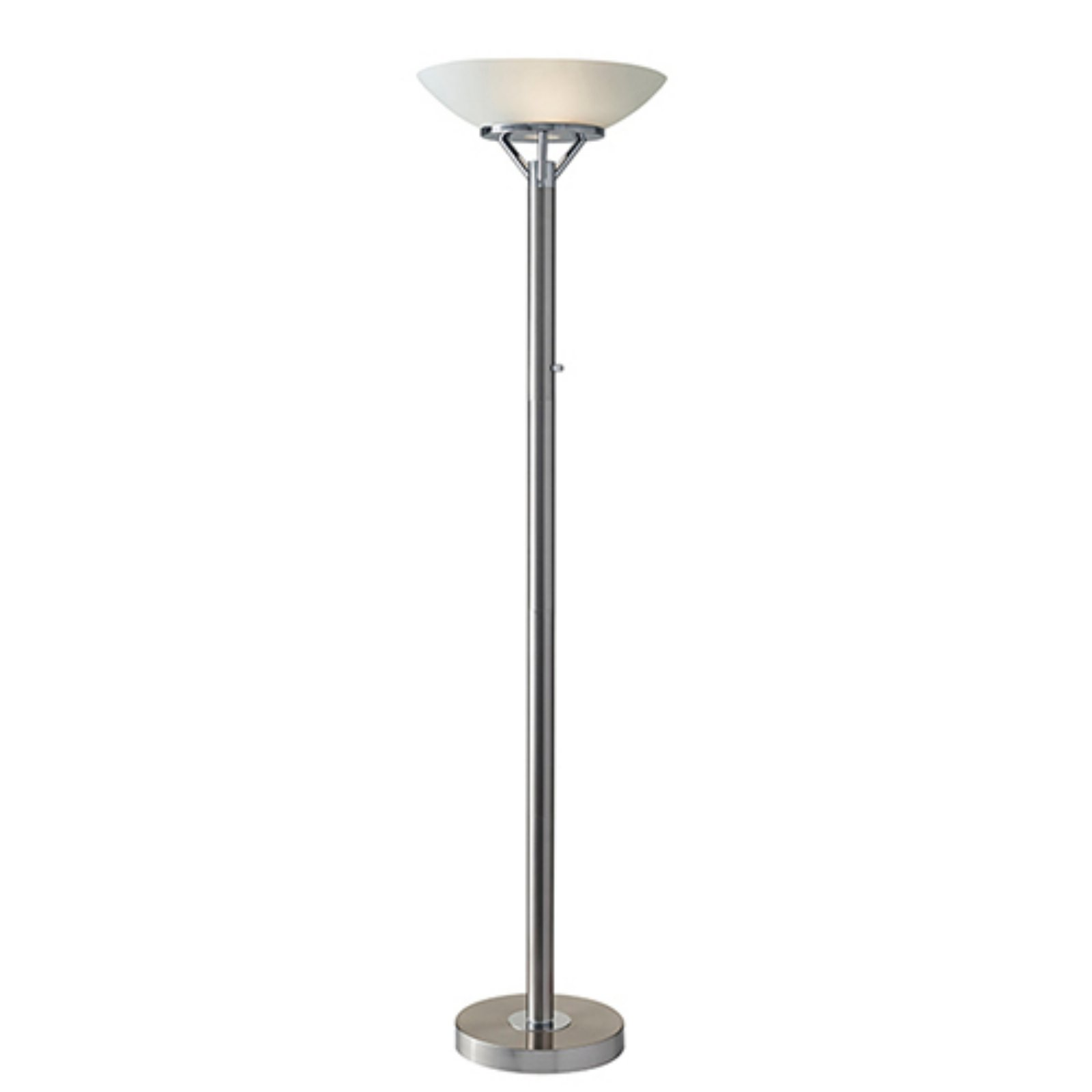 Adesso Expo Torchiere Floor Lamp