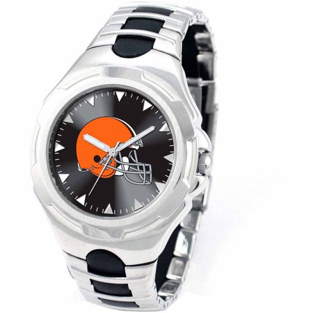 Image of Game Time NFL Men's Cleveland Browns Victory Series Watch