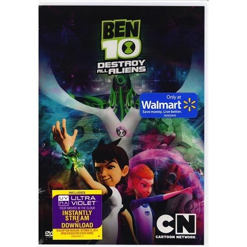 Ben 10: Destroy All Aliens (Exclusive) (Widescreen)