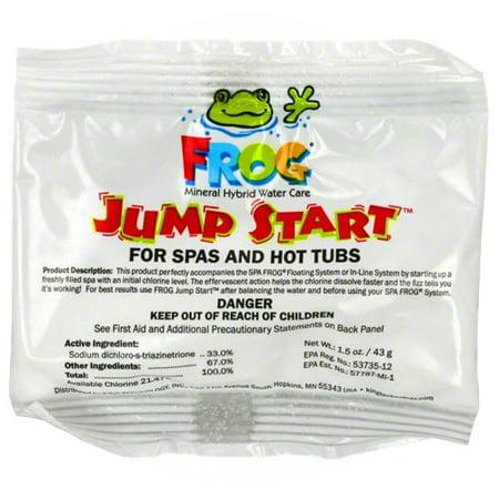 2 Pack Hot Tub Spa Frog Jump Start Chemical Mineral Pack 01-14-6012 ,-WH#G4832 TYG43498TY4-U804244 - Original version