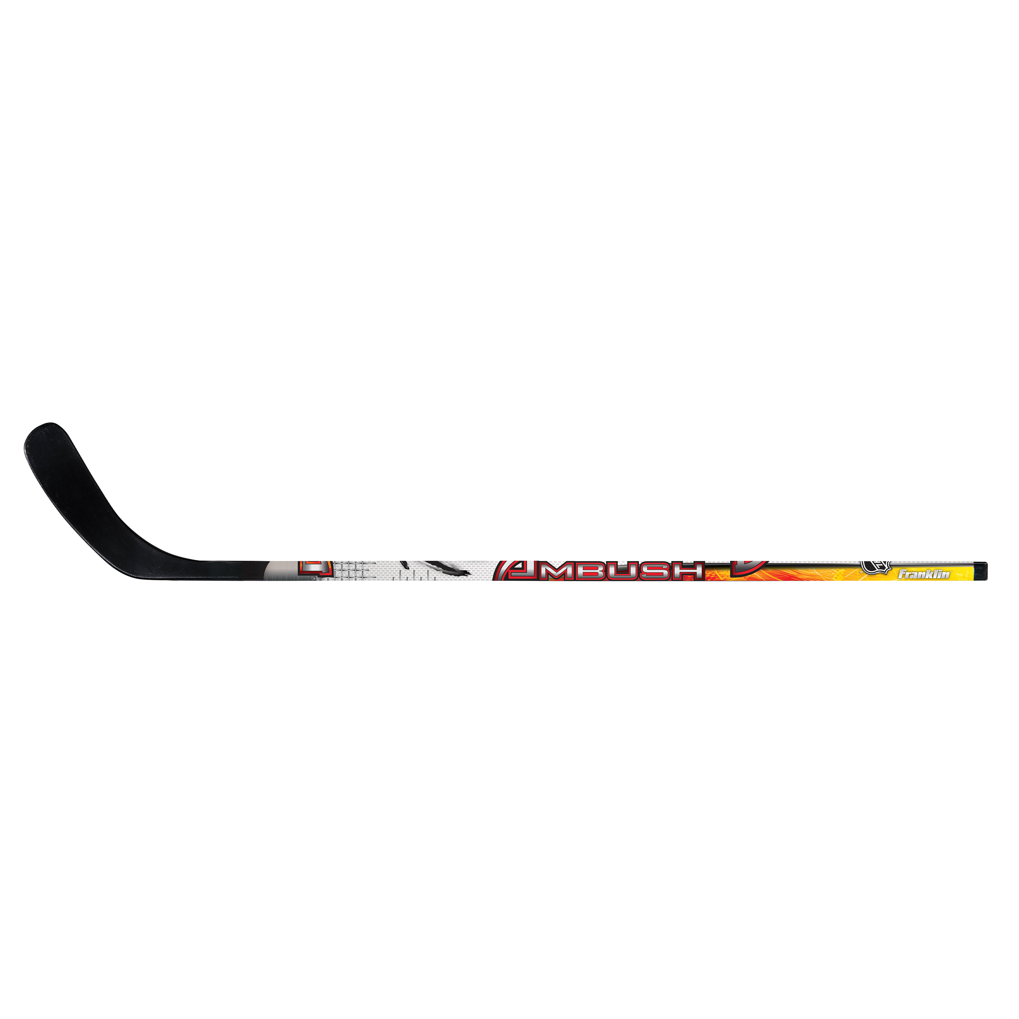 "Franklin Sports Youth Left Shot Ambush Street Hockey Stick 46"" by Franklin Sports"
