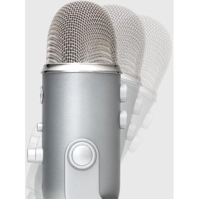 Yeti Professional Multi-Pattern USB Mic for Recording & Streaming
