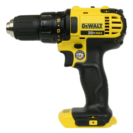 - Dewalt DCD780 20V MAX 1/2-in Li-Ion Compact Drill Driver - Tool Only
