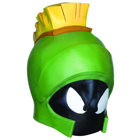 Looney Tunes Halloween Masks (Marvin the Martian Overhead Latex Costume)