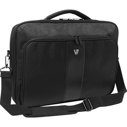 "V7 16"" Professional 2 FrontLoad Laptop and Tablet Case - Black"