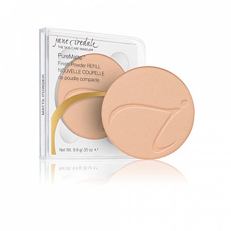 Jane Iredale PureMatte Finish Powder REFILL, 0.35 oz