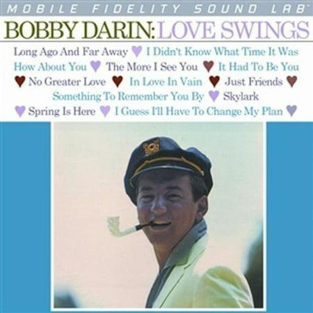 Love Swings (Vinyl) Bobby Lp Signed Autograph