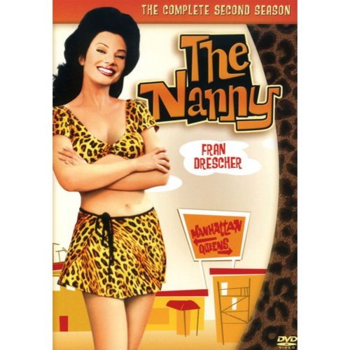 The Nanny: The Complete Second Season (Full Frame)