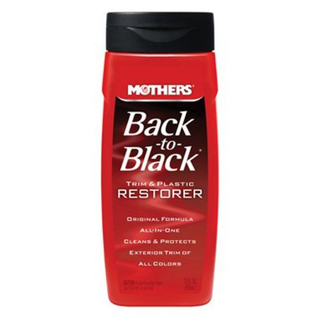 Mothers Back-to-Black Trim and Plastic Restorer
