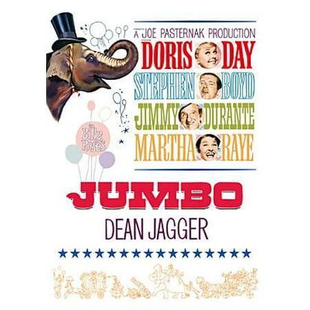 Billy Rose's Jumbo (DVD) - Jumbo Movie