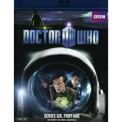 Doctor Who: Series Six, Part One (Blu-ray)  (Widescreen)