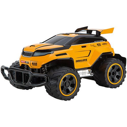 Carrera 1-18 180108 Gear Monster 27MHz Off-Road Radio-Controlled Vehicle