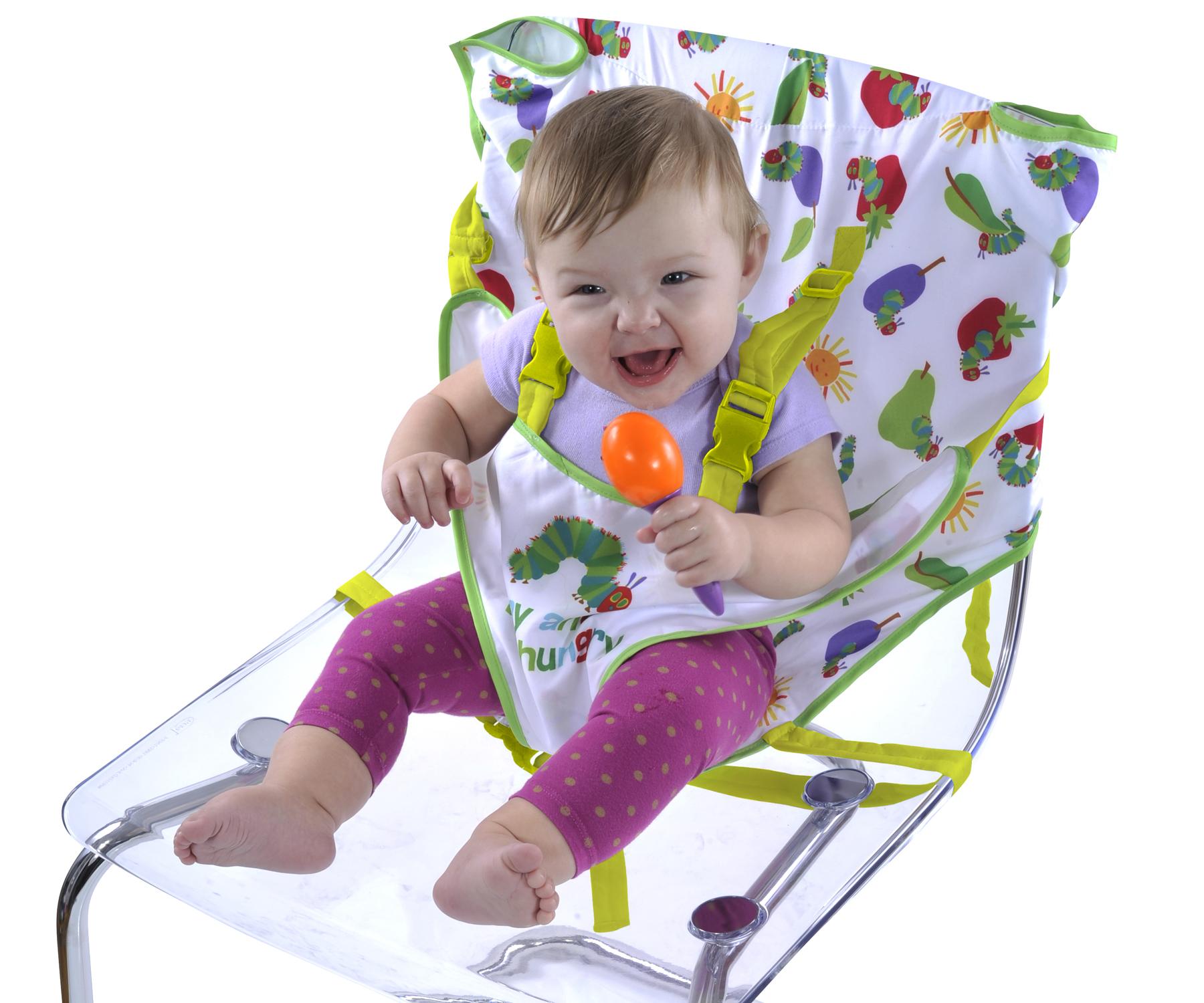 Eric Carle Portable High Chair by Eric Carle