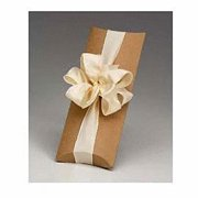 Bags & Bows by Deluxe 255-120401-8 Kraft Pillow Boxes - Case of 100
