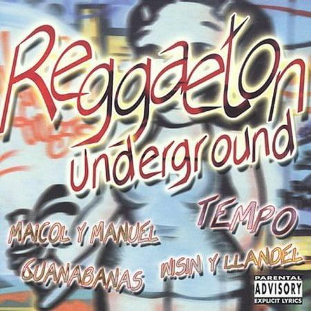 Reggaeton Underground   Reggaeton Underground  Cd