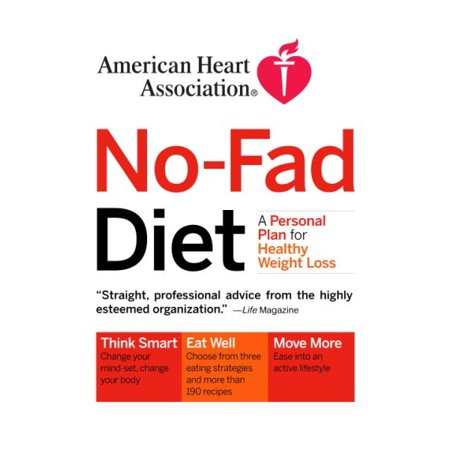 American Heart Association No Fad Diet