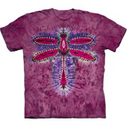 Dragonfly Body Tie-Dye Kids T-Shirt - Kids Small