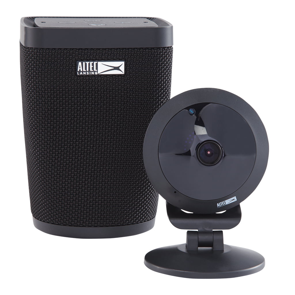 Altec Lansing Voice Activated Smart Security System Deal