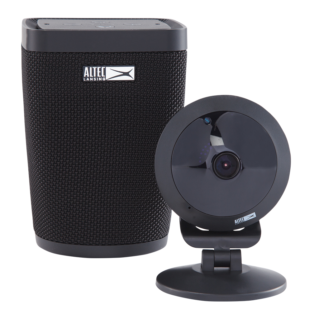 Altec Lansing Voice Activated Smart Security System