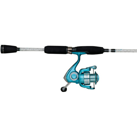 Pflueger Lady Trion Spinning Reel and Fishing Rod