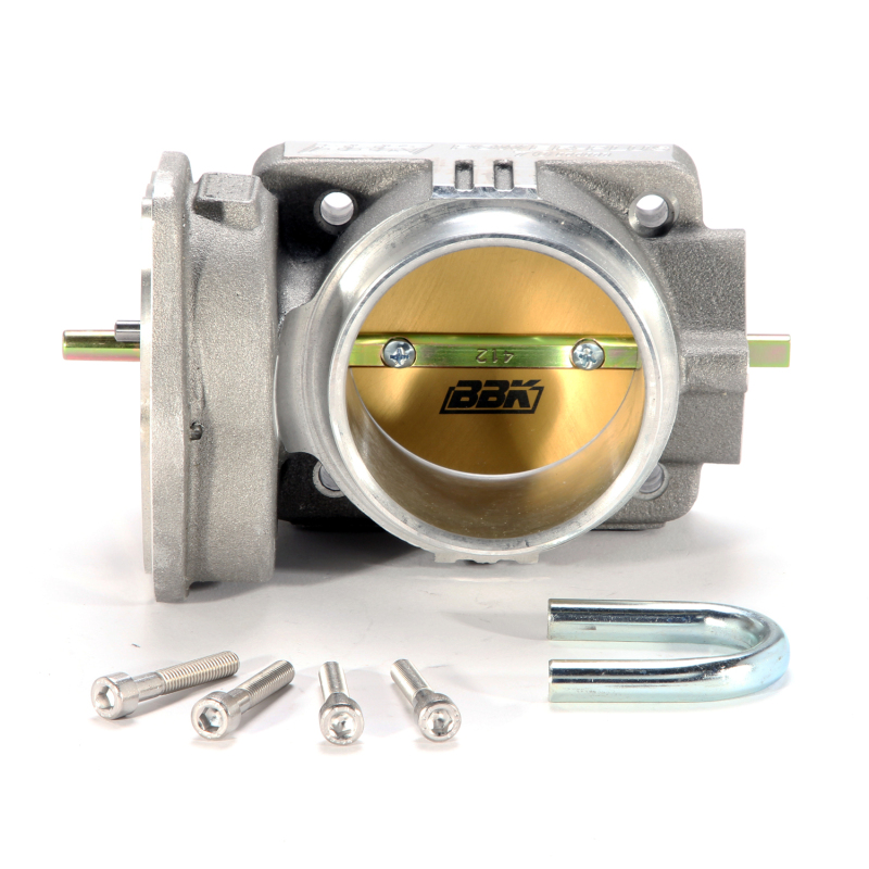 BBK 05-10 Mustang 4.0 V6 70mm Throttle Body BBK Power Plus Series