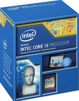 INTEL CM8064601483615 Intel Core i3-4130 Haswell Processor 3.4GHz 5.0GT/s 3MB LGA 1150 CM8064601483615 - Intel Core I3 Processor I3-4130 3.4ghz 5.0gts