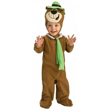 Yogi Bear  Baby Infant Costume - Toddler](Bear Infant Costume)